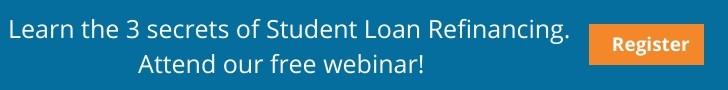 Free Student Loan Refinance Webinar